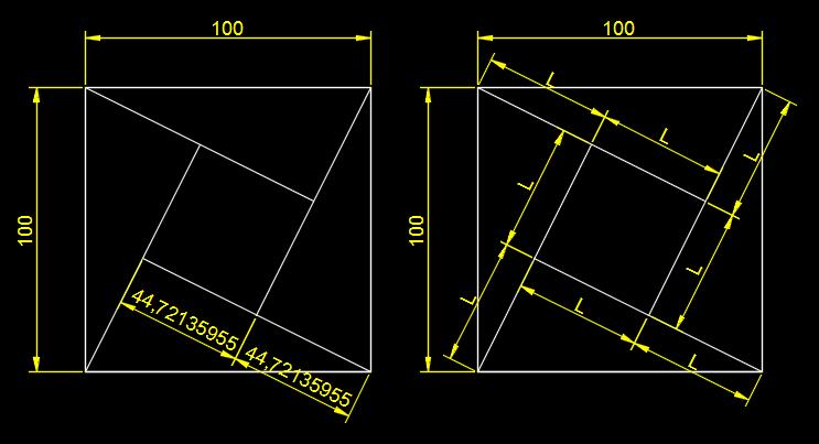 AutoCAD 比例與旋轉-技巧討論 014510