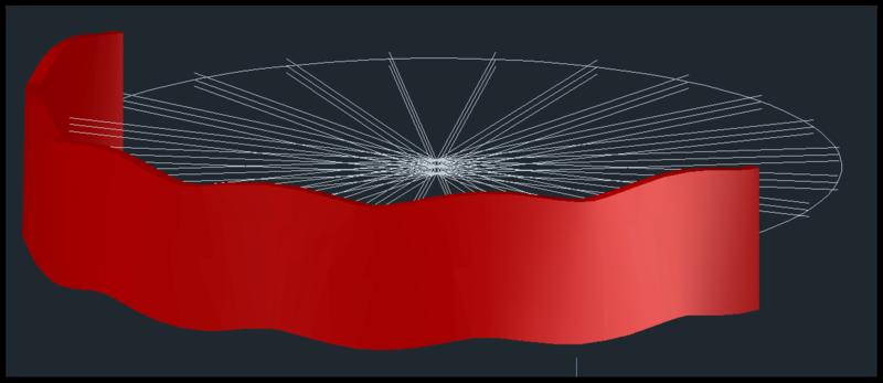 [討論]請問各位前輩,弧形曲面的3D要如何才能畫得出來? 015410