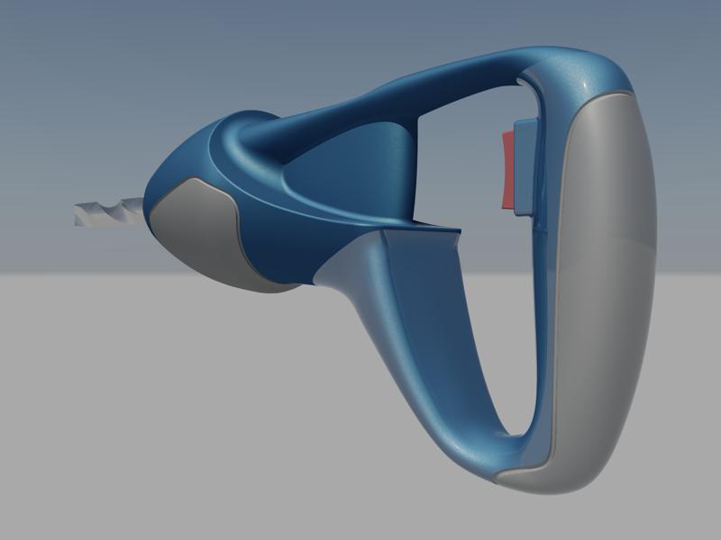 Rhino建模 + AutoCAD材質 2412