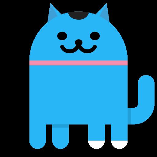 [練習]google電子喵-2D範例 Cat_9111