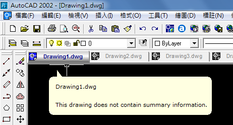 「分享」讓CAD也有「分頁」功能 - 二 Idwgta20