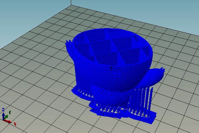 AutoCAD 3D列印初體驗 Teg10