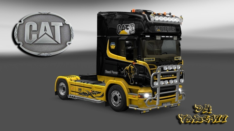 SKIN : Pack Wiame Edition CATERPILLAR Ets2_029