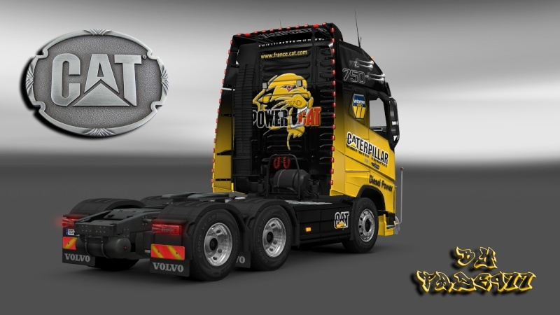SKIN : Pack Wiame Edition CATERPILLAR Ets2_037