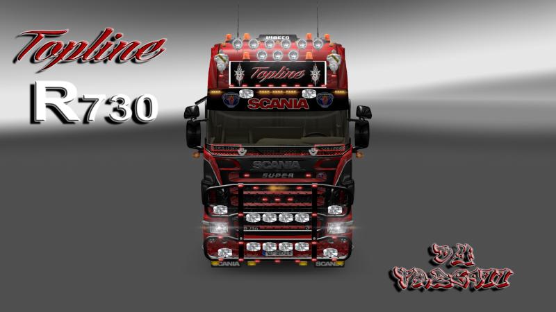 SKIN : Scania R2008 Edition Topline R730 Ets2_051
