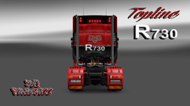 SKIN : Scania R2008 Edition Topline R730 Ets2_052