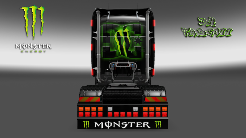 MOD : Pack Scania T Longline Edition Monster Ets2_082