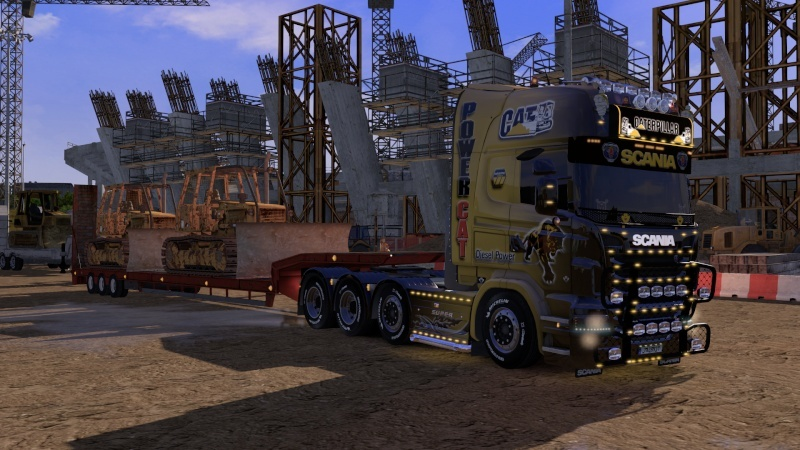 SKIN : Pack Wiame Edition CATERPILLAR Ets2_138