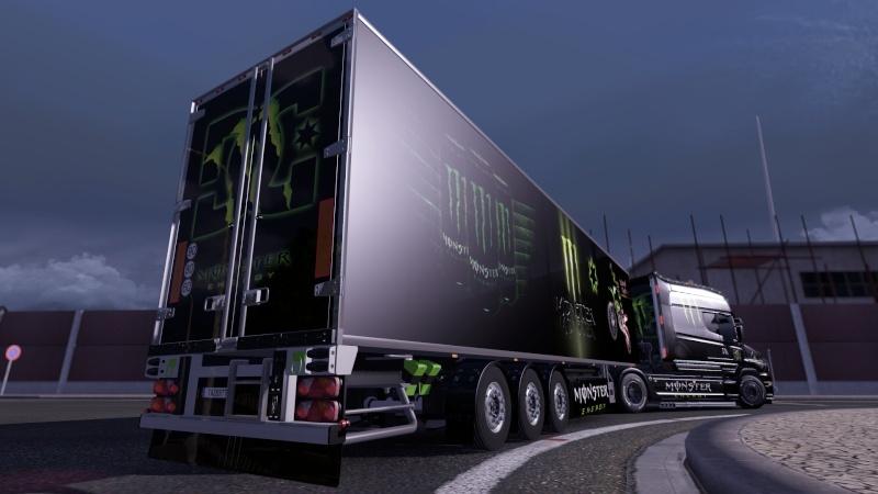 MOD : Pack Scania T Longline Edition Monster Ets2_200