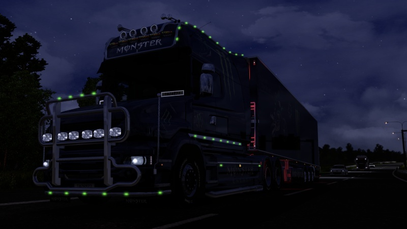 MOD : Pack Scania T Longline Edition Monster Ets2_202