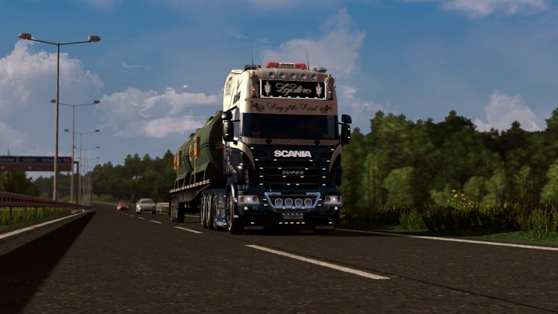 SKIN : Scania R King of the Road Ets2_219