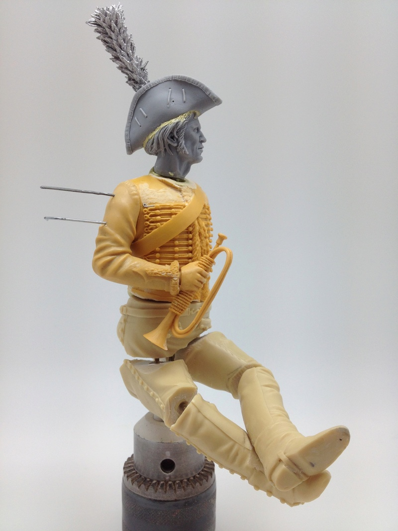 Trompette du Régiment des Dromadaires en 1800 (180 mm) - Page 3 Img_7315