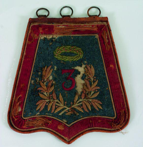 Trompette de Hussards du 3ème Régiment vers 1808 Sabret10
