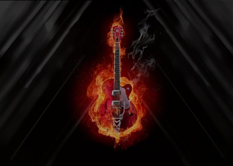 Votre fond d'écran du moment - Page 7 Guitar10