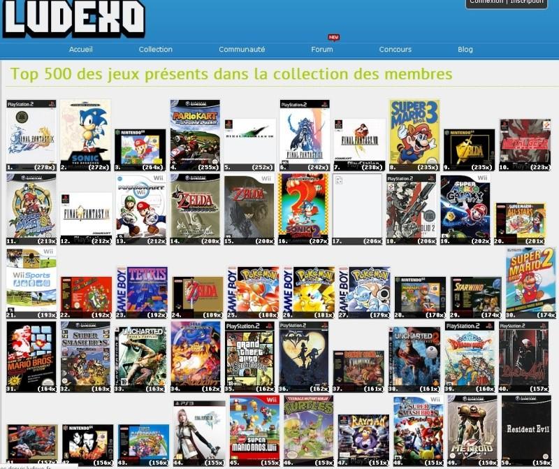 Ludexo:Top 500 des jeux vidéo des collectionneurs  Sans_t11