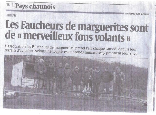 l'Aisne nouvelle de mardi ! 00110