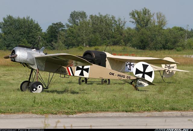 L'Autrichien au 4 avions 11848410