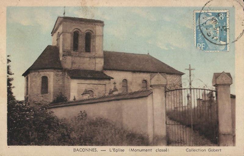 BACONNES L_egli11