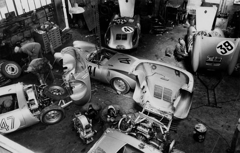 Images d'archives // Garage Téloché Le-man10