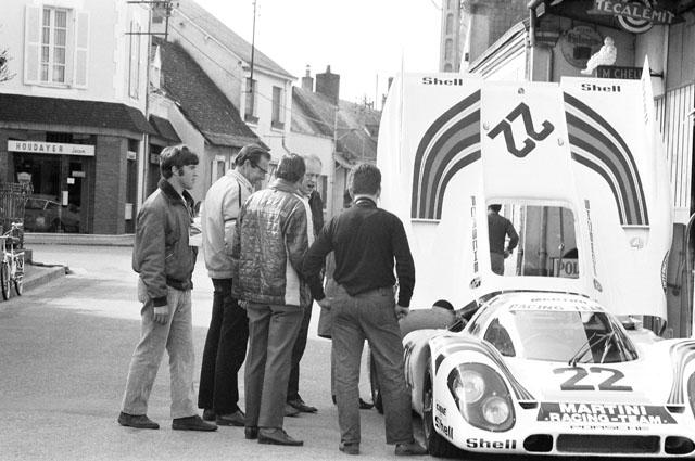 Images d'archives // Garage Téloché Le-man11