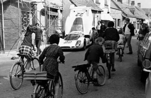 Images d'archives // Garage Téloché Tyloch13