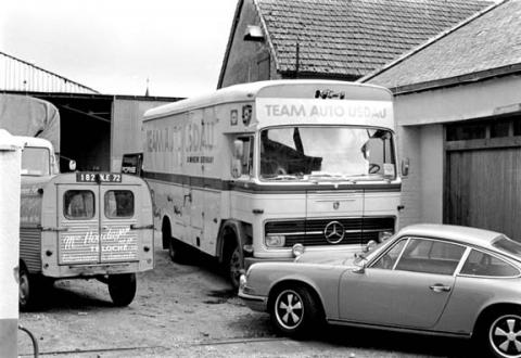 Images d'archives // Garage Téloché Tyloch14