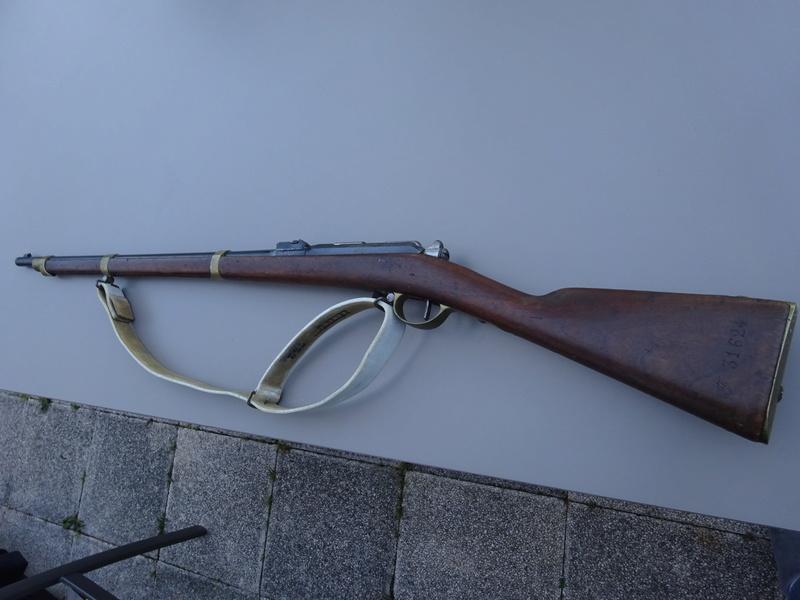 La rentrée de la semaine (Carabine de cavalerie gras) Dsc02710