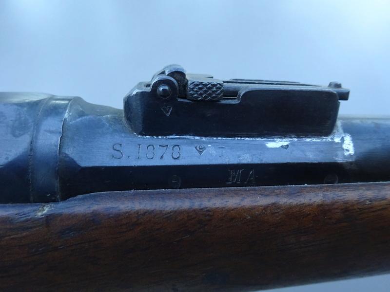 La rentrée de la semaine (Carabine de cavalerie gras) Dsc02721