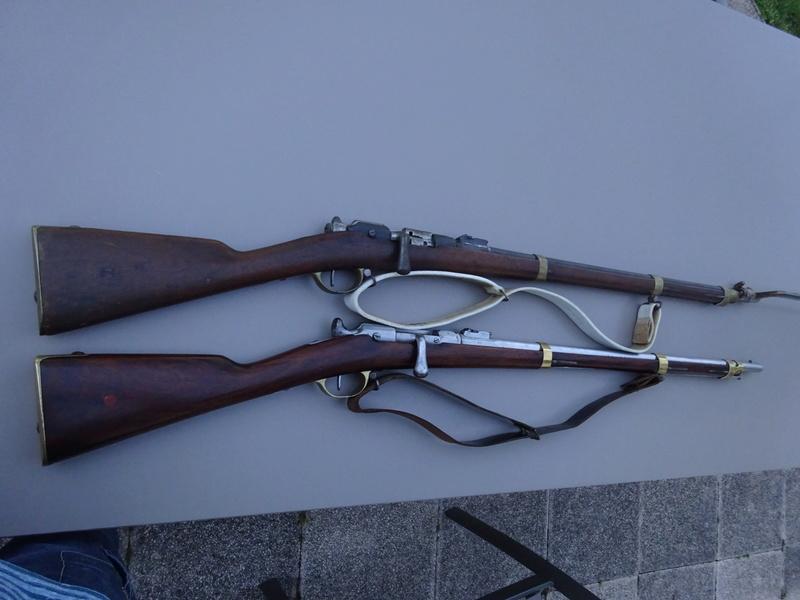 La rentrée de la semaine (Carabine de cavalerie gras) Dsc02727