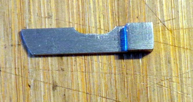 Remise en état d'un Smith & Wesson Orbéa Hermanos - Page 2 Verrou12