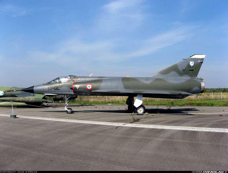 DASSAULT MIRAGE III Mirage10