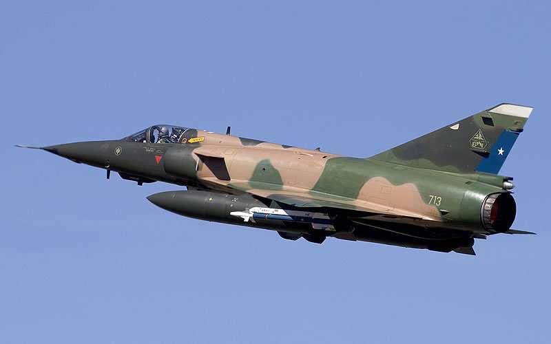 DASSAULT MIRAGE III Mirage11