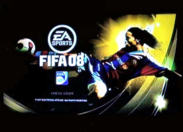 Fifa08 - Online