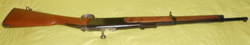 """""""carabine"""" Lebel pour une utilisation dans l'Armée d'afrique  Dscn2934"""