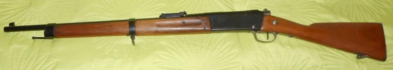 """""""carabine"""" Lebel pour une utilisation dans l'Armée d'afrique  Dscn2935"""