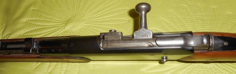 """""""carabine"""" Lebel pour une utilisation dans l'Armée d'afrique  Dscn2938"""