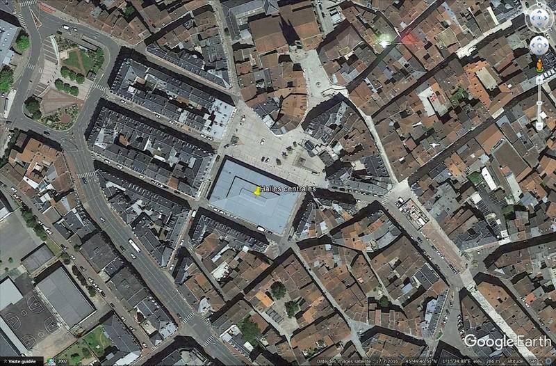 STREET VIEW : halles et marchés couverts - Page 3 Halles10