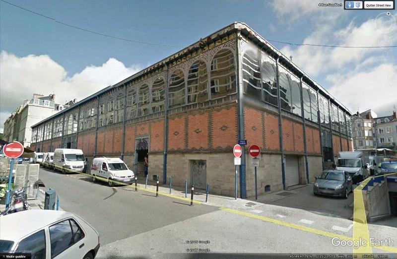 STREET VIEW : halles et marchés couverts - Page 3 Halles12