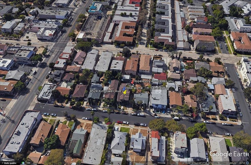 Lieux de tournages de films vus avec Google Earth - Page 32 Kingsw11