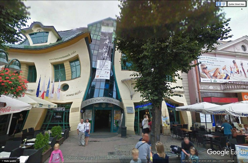Maison tordue à Sopot - Pologne Maison10