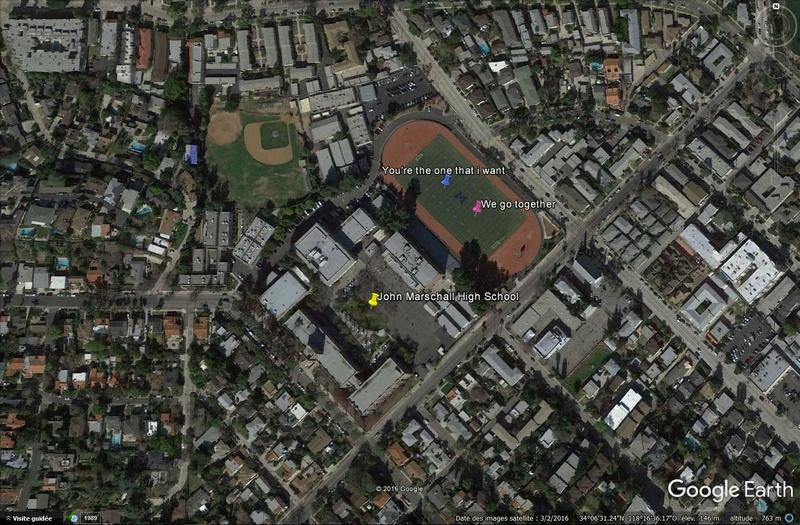 Lieux de tournages de films vus avec Google Earth - Page 32 Marsch10