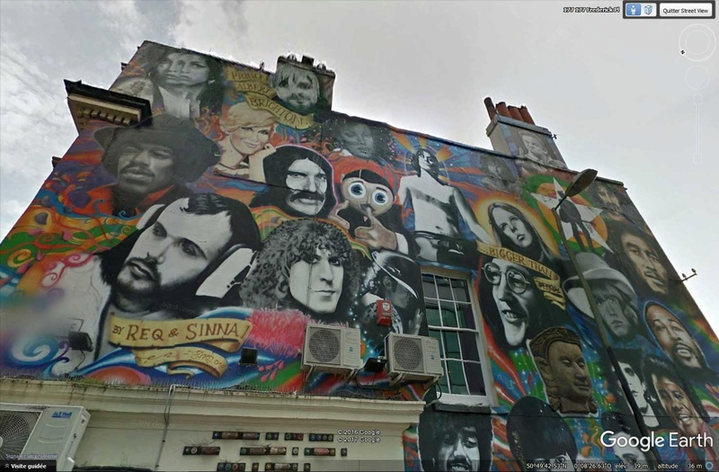 STREET VIEW : les fresques murales - MONDE (hors France) - Page 23 Prince10