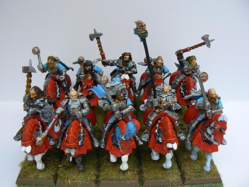 Mon Armée du Culte d'Ulric et du Middeinhem. Cheval16