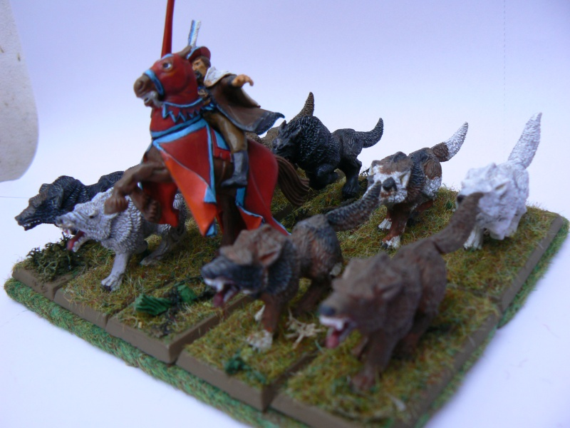 Mon Armée du Culte d'Ulric et du Middeinhem. Chiens11