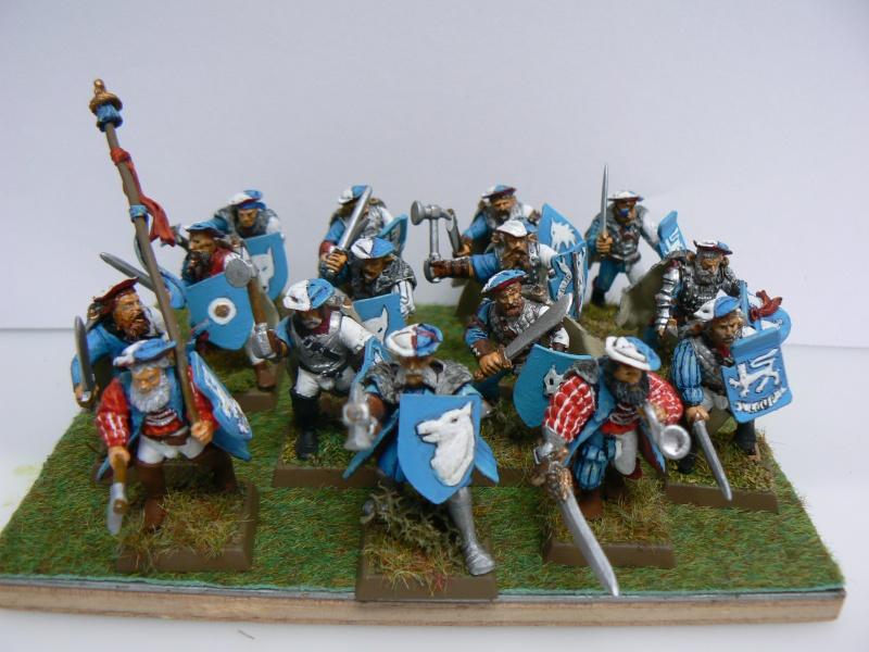 Mon Armée du Culte d'Ulric et du Middeinhem. Frares10