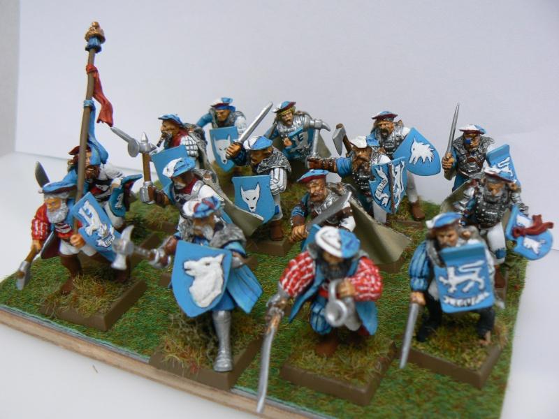 Mon Armée du Culte d'Ulric et du Middeinhem. Frares11