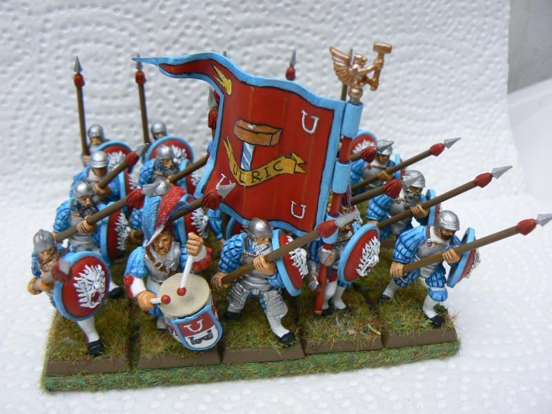 Mon Armée du Culte d'Ulric et du Middeinhem. Lancie14