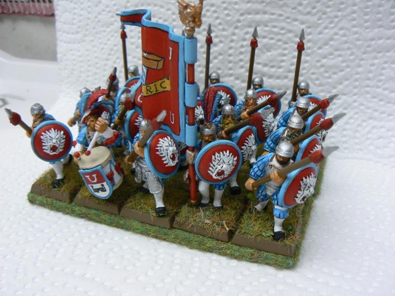 Mon Armée du Culte d'Ulric et du Middeinhem. Lancie15
