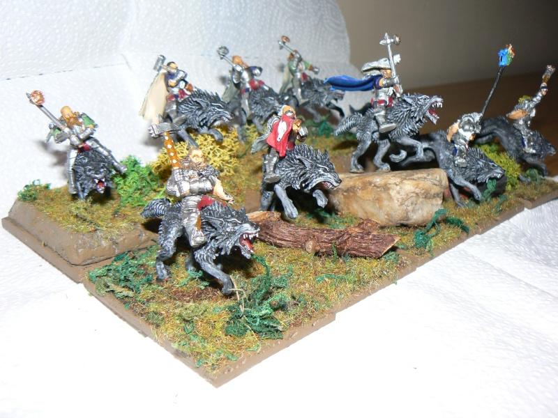 Mon Armée du Culte d'Ulric et du Middeinhem. Loups_13