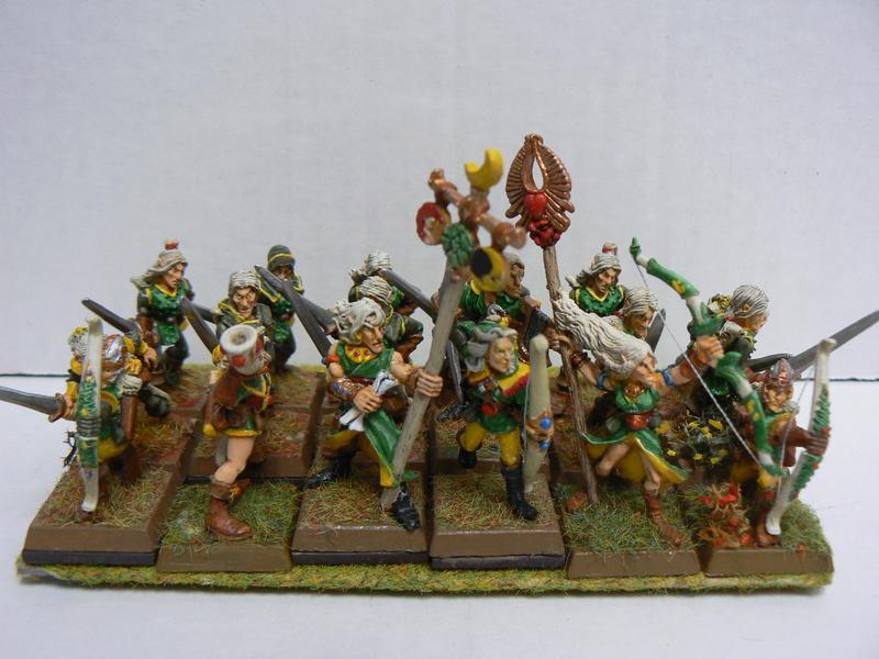 Mon Armée Elfes Sylvains - Page 2 P1140819